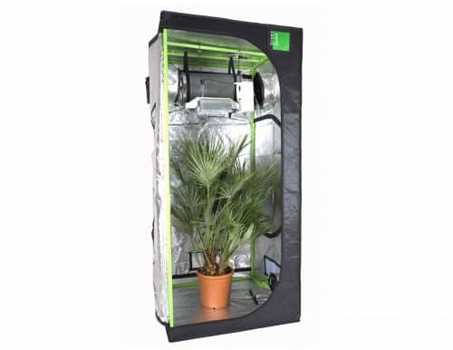 Roof attic cube grow tent
