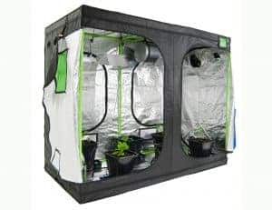 Roof Qube Grow Room Green Cube