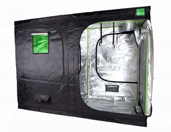 attic cube roof grow tent