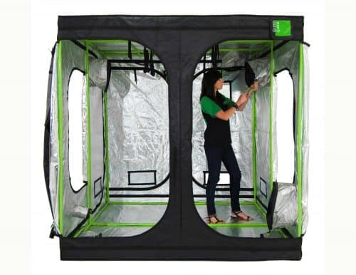 Attic cube 240 grow room Roof Qube ... & Green-Qube 200 Grow Tent - 2m x 2m x 2.2m and 2m