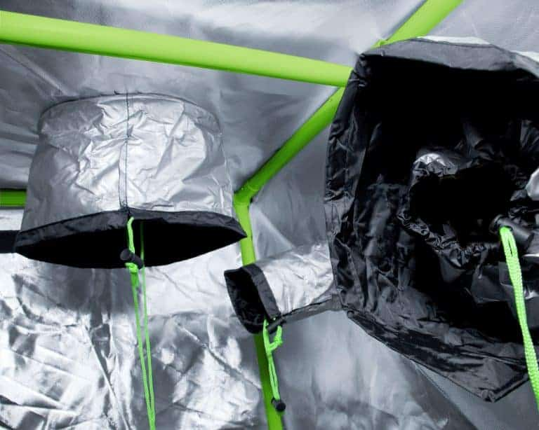 Oversized socks from Roof Qube grow tents