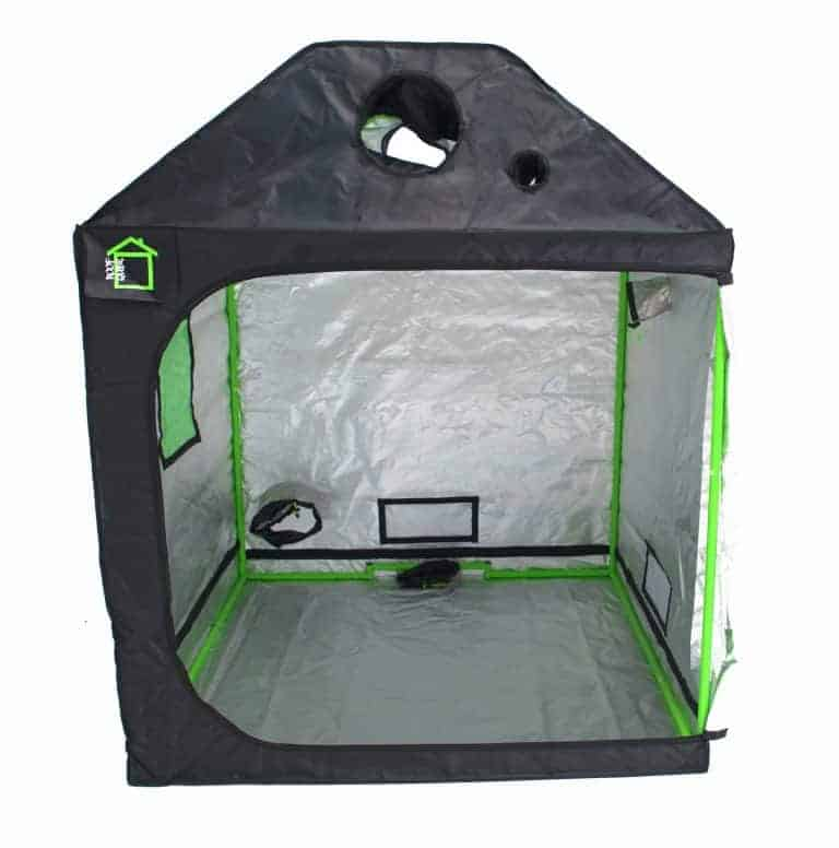 Green Qube: Roof Qube 150 grow room
