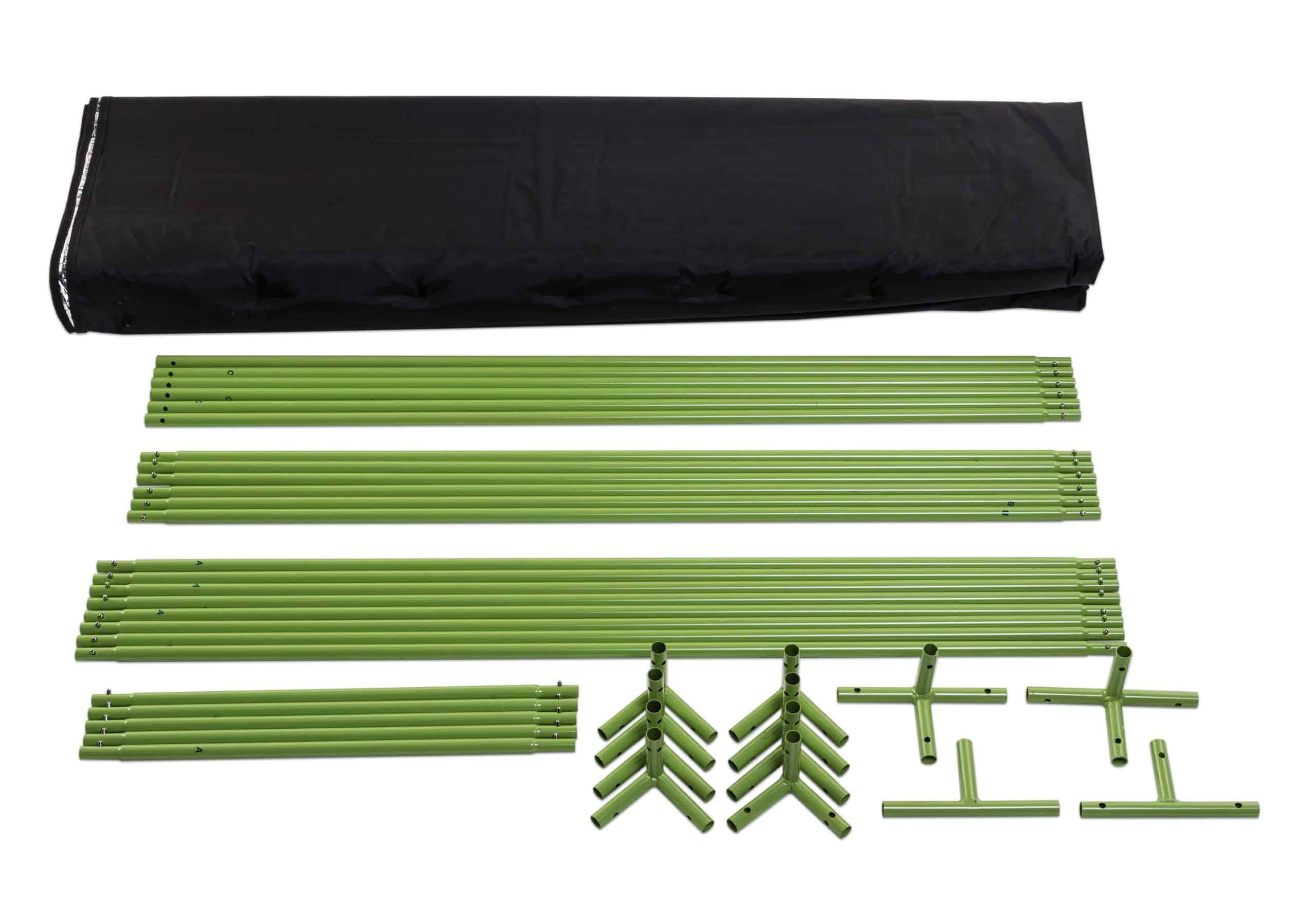 X Qube from Green Qube kit