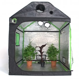 RQ150 from Green Qube grow rooms sq