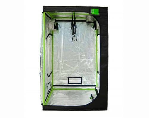 Roof Qube Green Cube 120 Grow Room attic