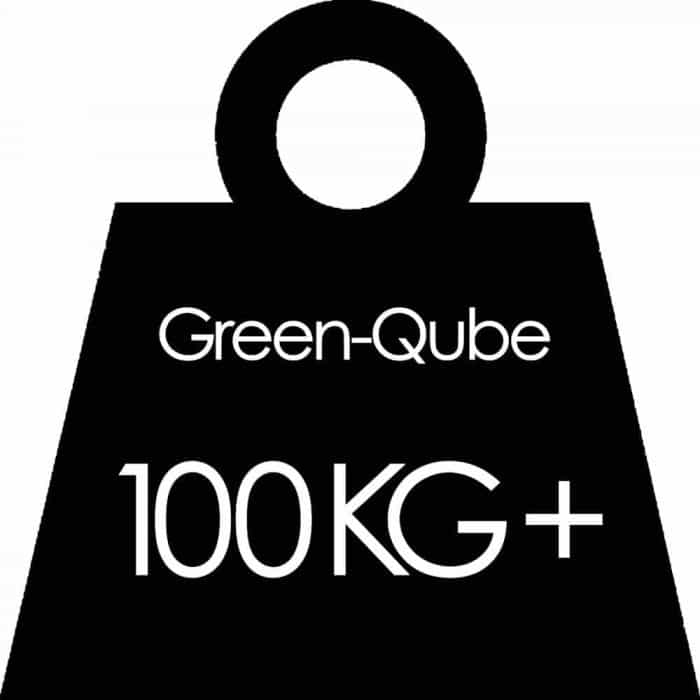 Roof Qube grow tents 100kg