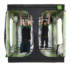Green Qube grow tent 100kg weight