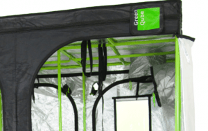 Hanging straps for Green Qube grow rooms