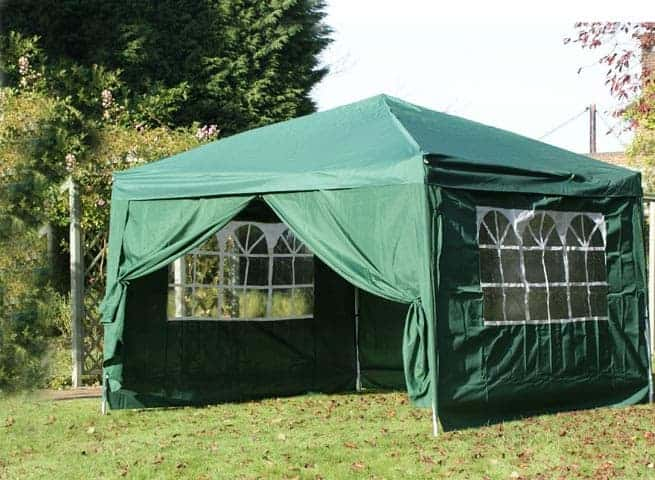 Grow room Quick Qube garden gazebo