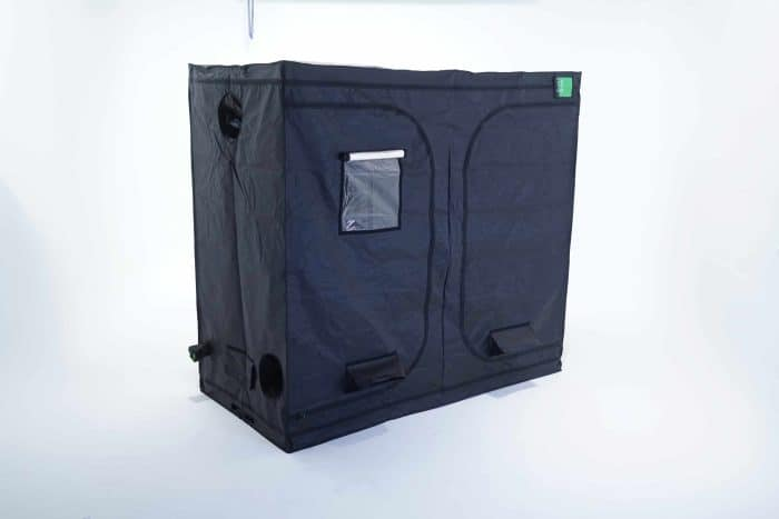 Pop up grow tent frame for Quick-Qube 1224