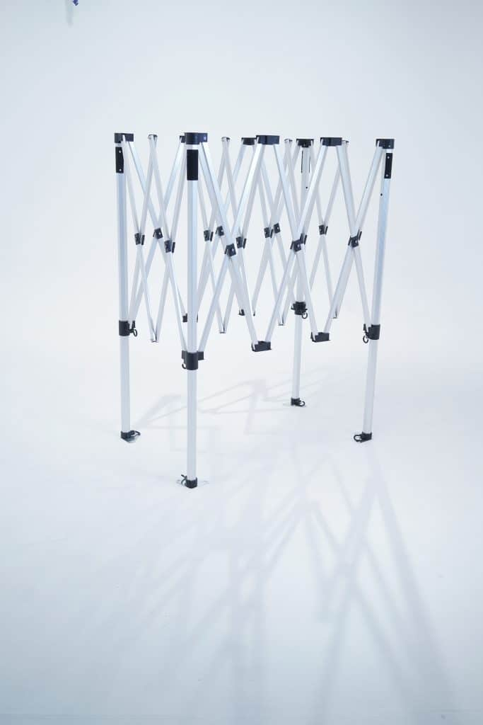 Pop up grow tent frame for Quick-Qube 240