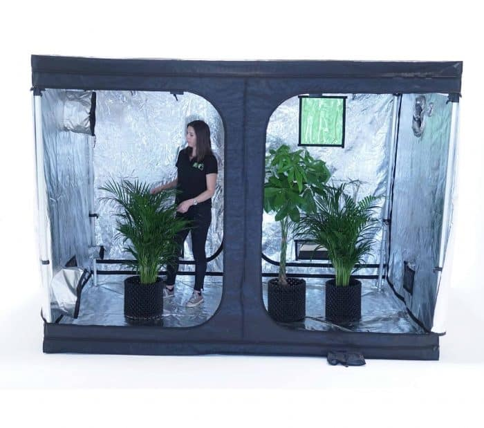 quick qube grow room