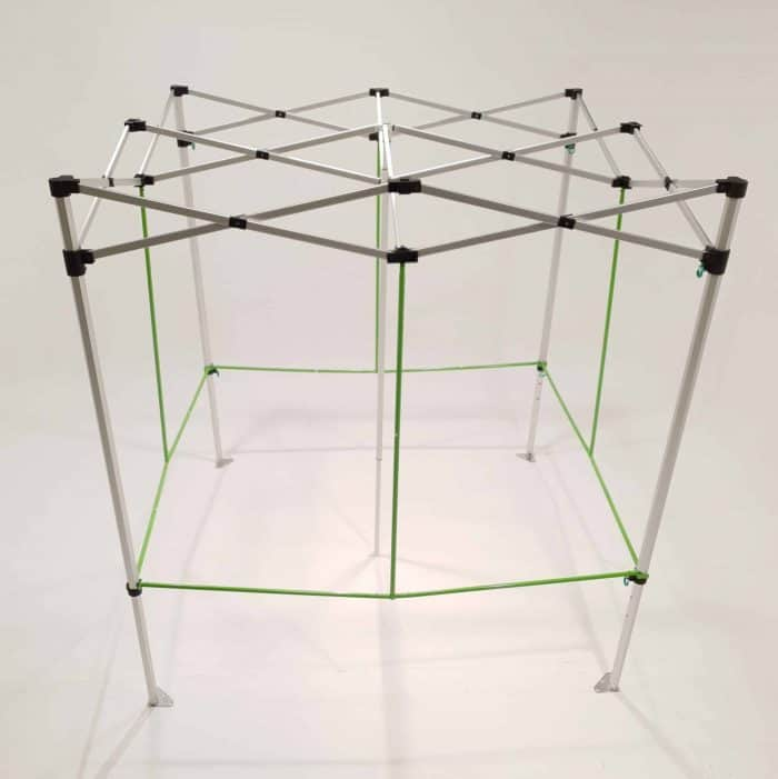 GRow Tent Quick Qube frame plus expansion bars