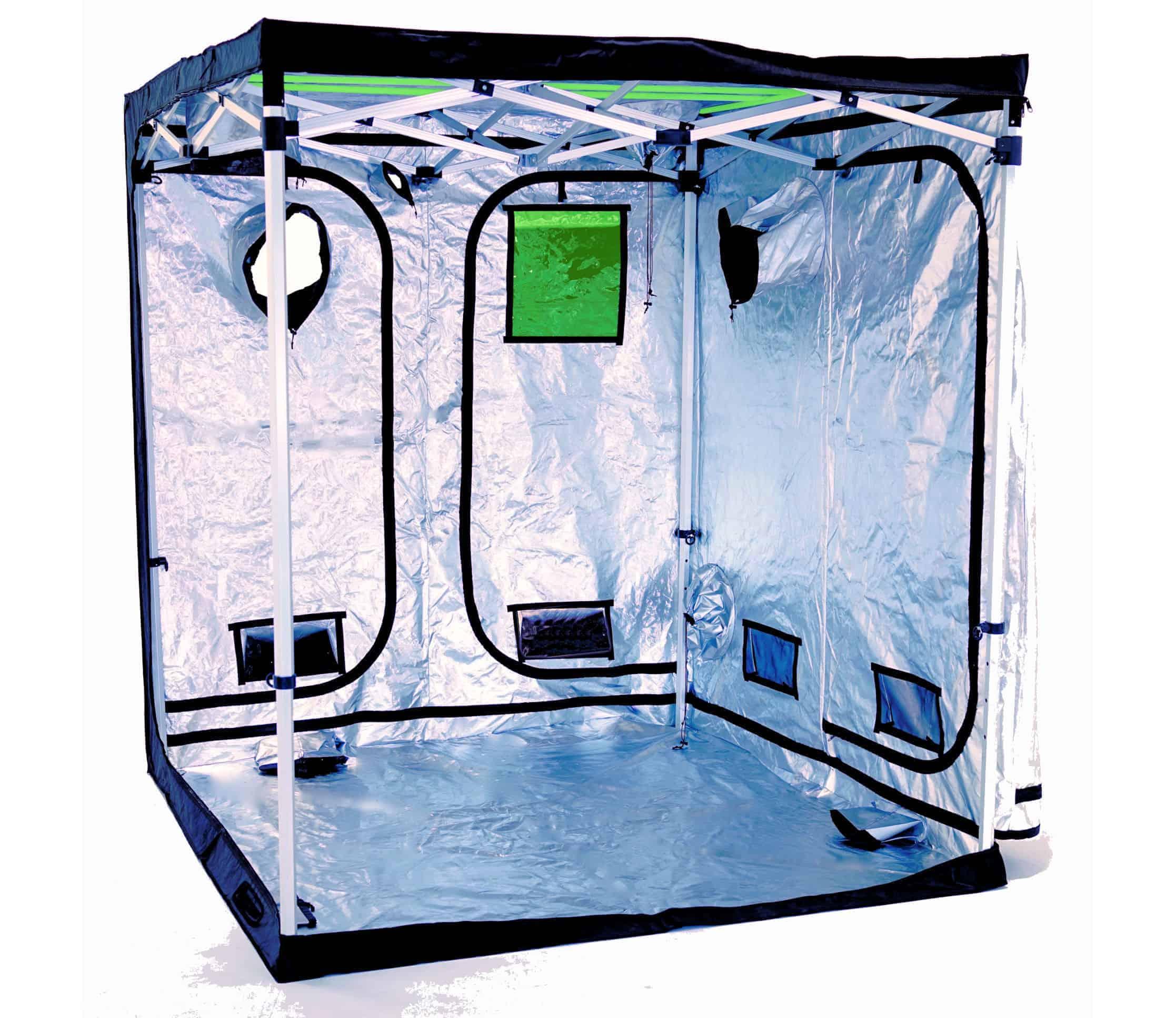 green cub grow tent