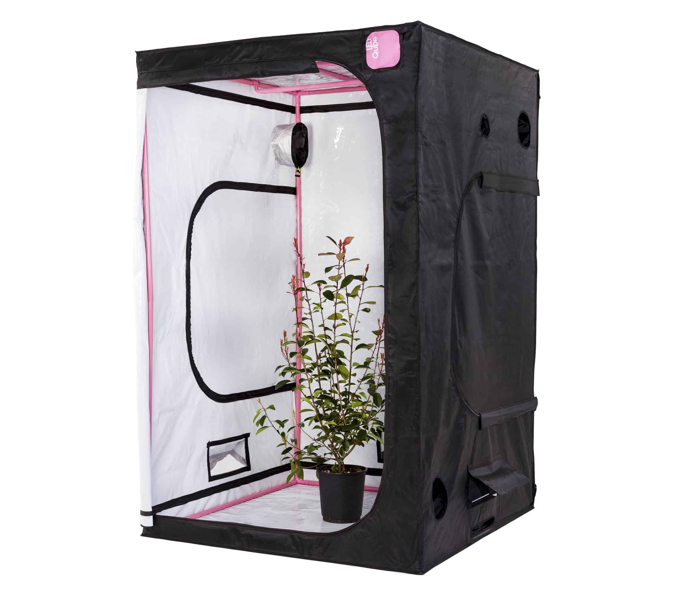 LED Qube by Green Qube grow tent