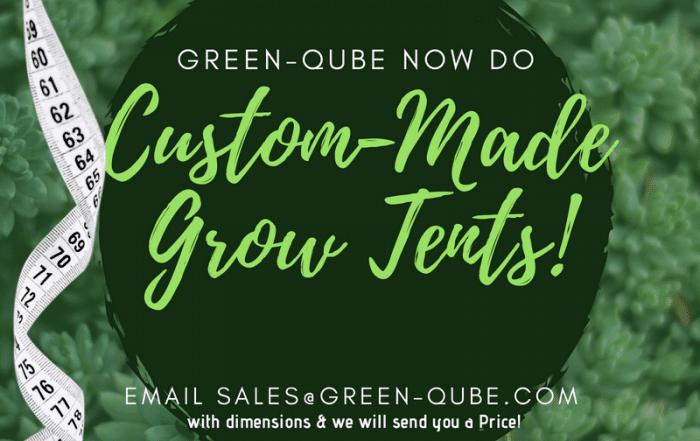 Custom Grow Room by Green Qube