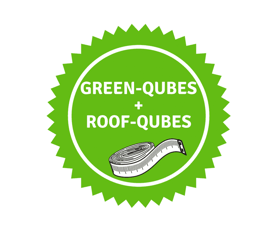 custom made grow tents for roof qubes