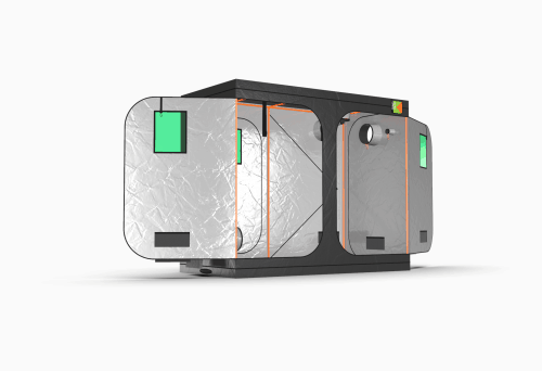 Grow Tent by Green Qube - GQ1224L