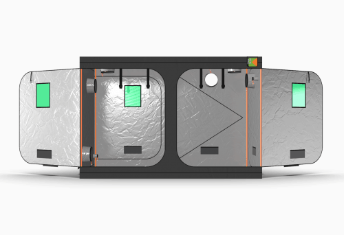 Grow Tent from Green Qube V GQ2030 front