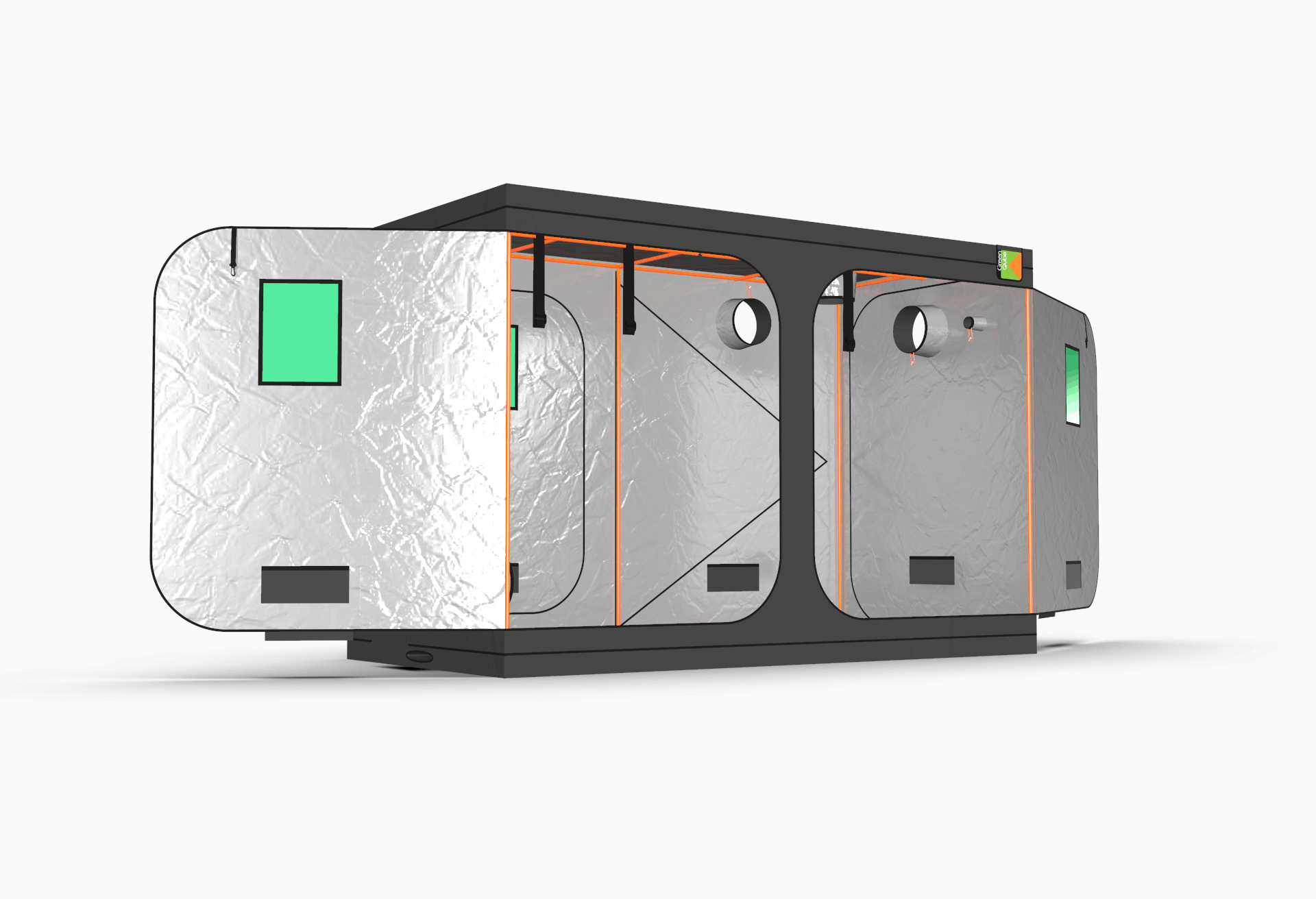 Grow Tent from Green Qube V GQ1530