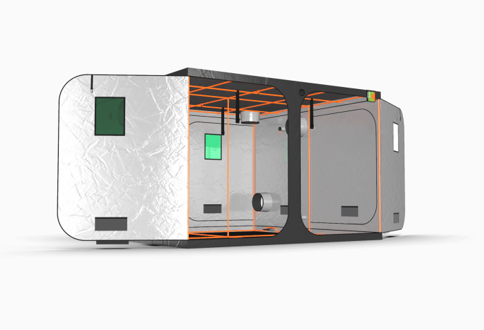 Grow Tent from Green Qube V GQ300