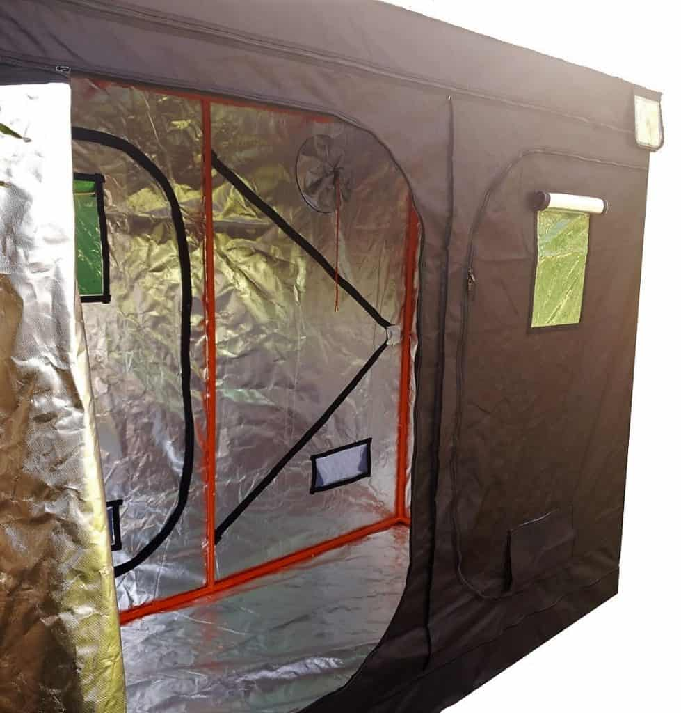 Grow Tent Green Qube V 600 d